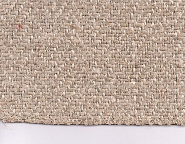 Valpar Herringbone Linen contemporary-upholstery-fabric