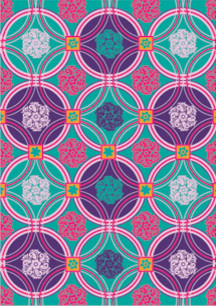 Kaleidiscope eclectic-area-rugs