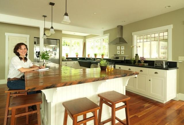 Joanne's Kitchen eclectic-kitchen