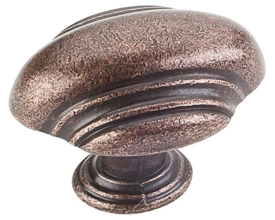 Jeffrey Alexander 613L-DMAC Cabinet Knob - Large Oblong - Amsden Series - Distre - This distressed oil rubbed bronze finish cabinet knob with large oblong design is a part of the Amsden Series from Jeffrey Alexander. A perfect blend of craftmanship in traditional and contemporary design to complement any decor.