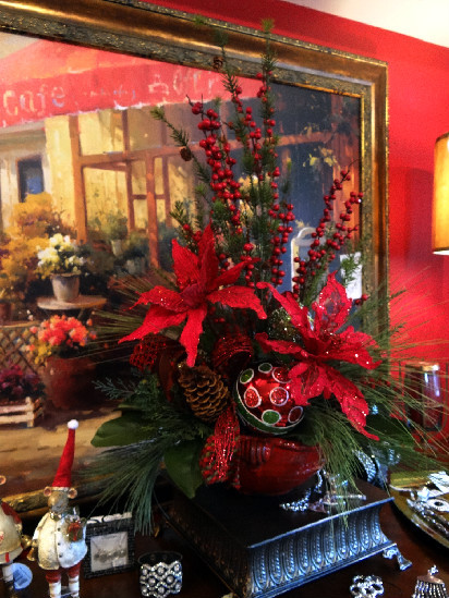 Decorating Ideas > Christmas Decor At Obryonville Sacksteders ~ 213040_Houzz Christmas Decorating Ideas