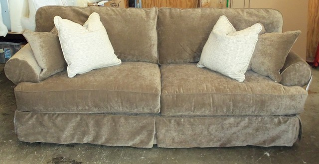 Rowe Addison Slipcover Sofa Loveseat Chair