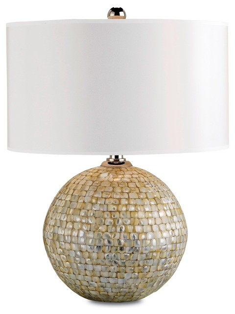 Currey & Co. Barbados Table Lamp contemporary-table-lamps