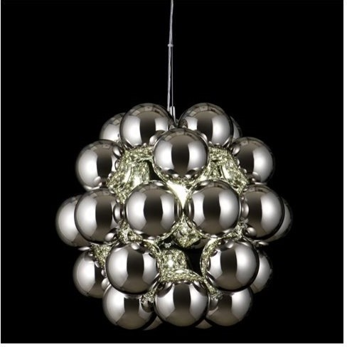 Beads Penta Pendant contemporary pendant lighting