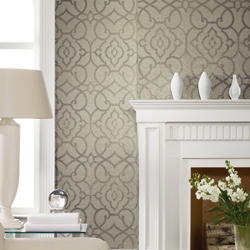 York Wallcoverings Candice Olson Shimmering Details