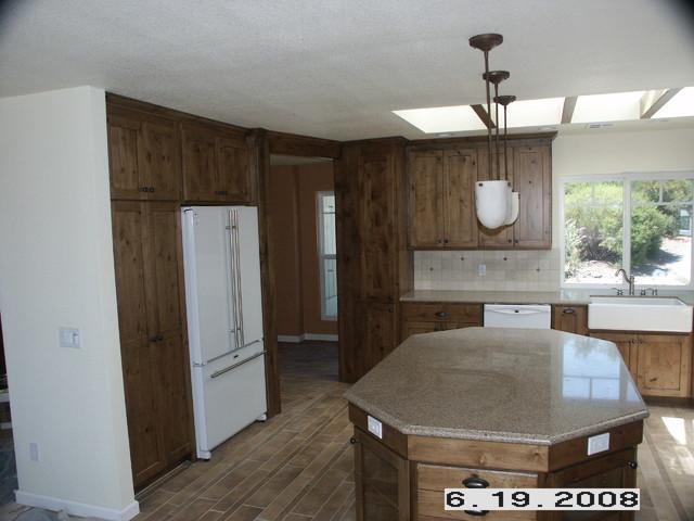 Knotty Alder kitchen kitchen-cabinetry