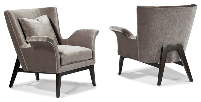 Mantis Lounge Chairs from Thayer Coggin - contemporary - armchairs ...