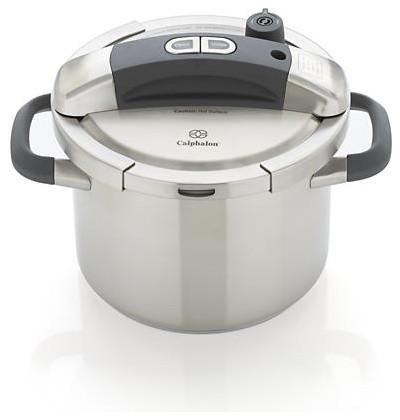 Calphalon® 6 qt. Pressure Cooker contemporary-pressure-cookers