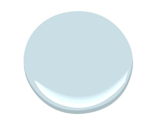 Benjamin Moore Breath of Fresh Air 806 -