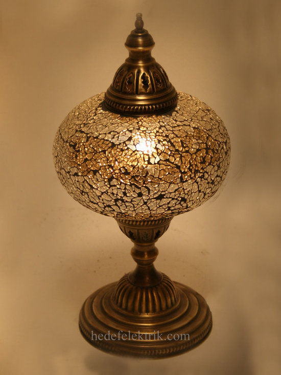 Turkish Style - Mosaic Lighting - Code: HD-97206_47