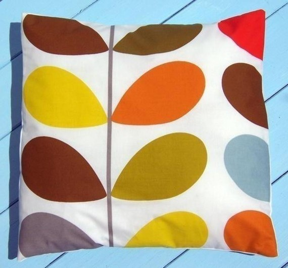 Bedroom Cabinet Designs Curtains Images For Bedroom Latest Bedroom Colour Orla Kiely Wallpaper Bedroom: Orla Kiely Cushion Pillow Cover Handmade In Multi By