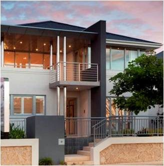 Domination Home, Port Coogee contemporary