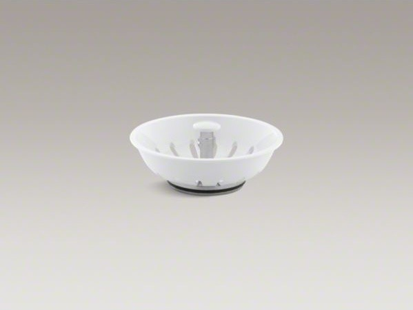 ... sink basket strainer - Contemporary - Bathroom Sinks - by Kohler