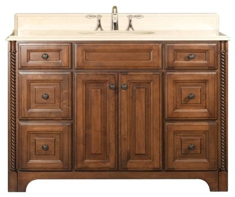 Water Creation Spain Collection 48-in. Single Bathroom Vanity with Optional Mirr modern-bathroom-vanities-and-sink-consoles