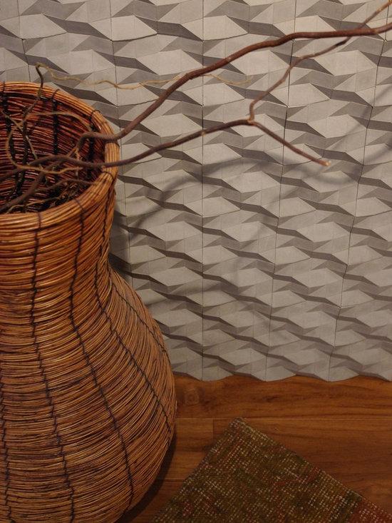 Origami-Crete -