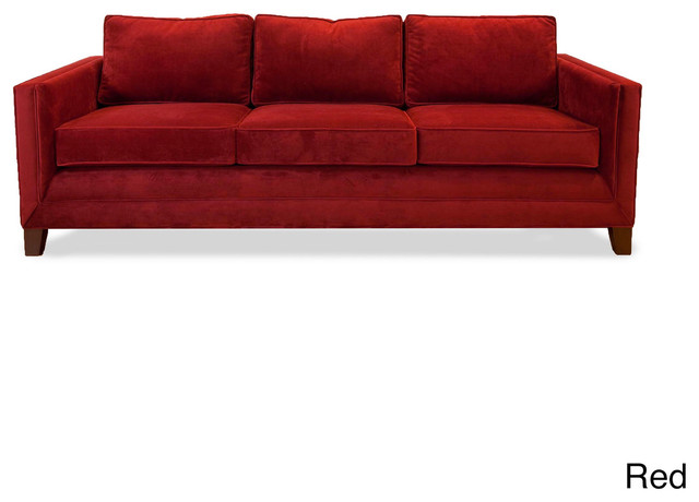 Barcelona velvet sofa contemporary sofas by for Sofas 4 plazas barcelona
