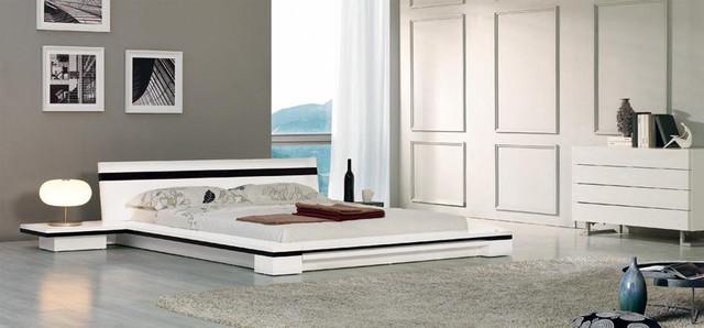elegant lacquer wood luxury bedroom set asian bedroom furniture sets