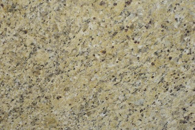 Venetian Gold Granite Traditional Kitchen Countertops