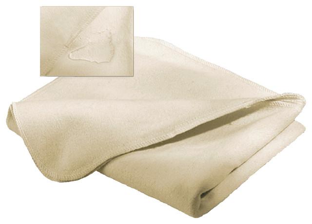 Crib Puddle Pad - All Natural Wool Fabric, Crib modern-baby-bedding
