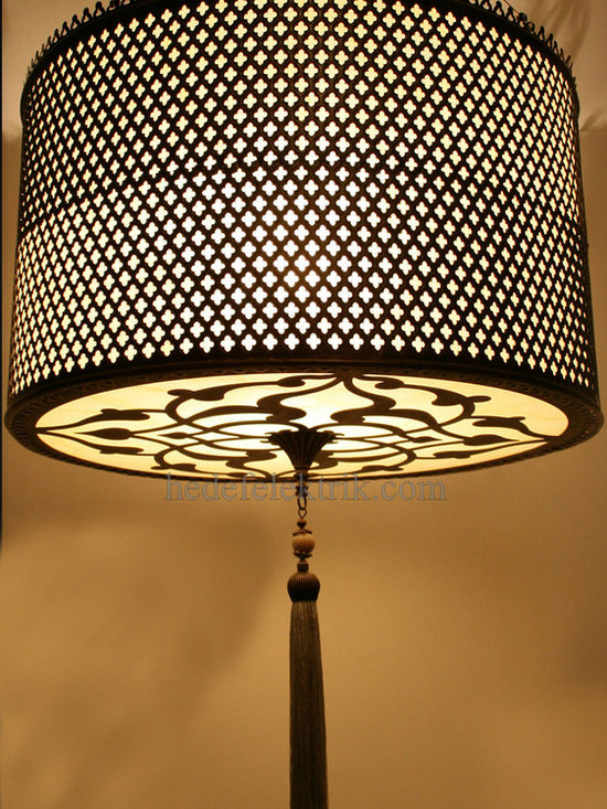 Turkish Style Ottoman Lampshade Lighting - *Code:  HD-04159_14