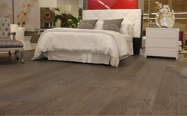 Zinfandel Tigerwood Modern Hardwood Flooring Other