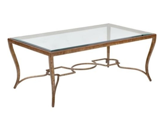 Winslow Coffee Table - http://www.highfashionhome.com/winslow-coffee-table.html