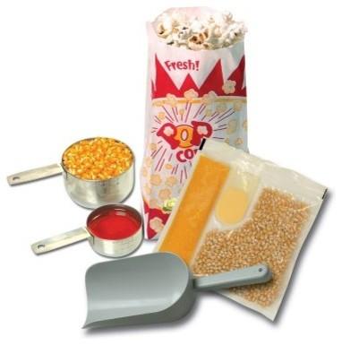 Benchmark USA 45004 4 oz. Poppers Starter Kit modern-small-kitchen-appliances