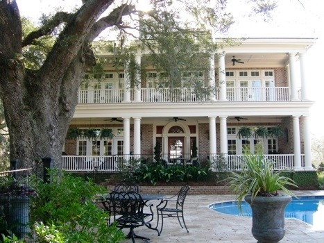 Charleston Waterfront traditional exterior