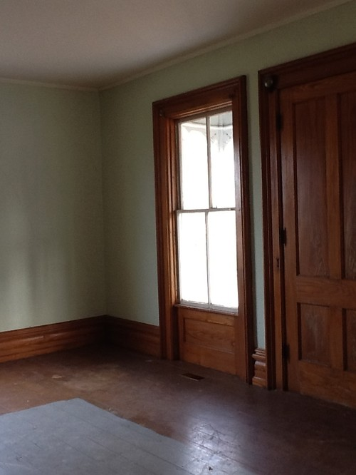 Need paint color to compliment chestnut wood trim Best paint for painting wood