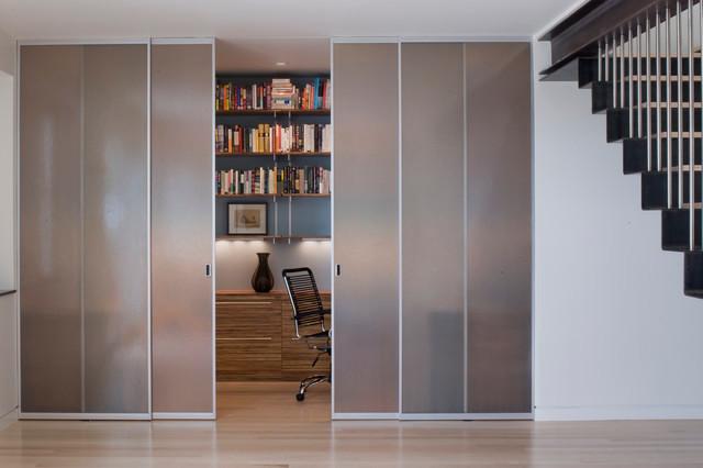Bypass Doors modern-interior-doors