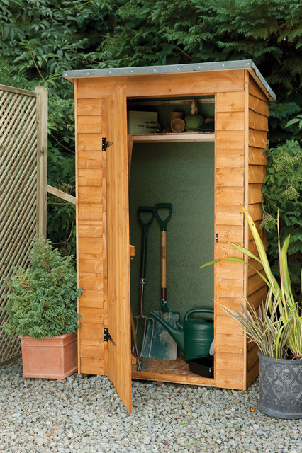 Pent Tool Store Rustic Sheds West Midlands By