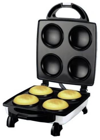 Brentwood AR-130 Arepa Maker 4 Slice contemporary-small-kitchen-appliances