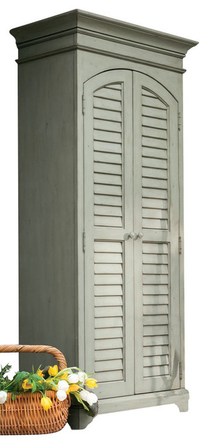 Paula Deen Home Utility Cabinet in Spanish Moss furniture