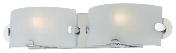 Pillow 2-Light Bath Bar contemporary-bathroom-lighting-and-vanity-lighting