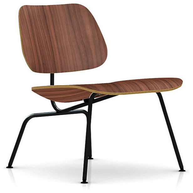 Eames Molded Plywood Lounge Chair - Modern - Armchairs And Accent Chairs