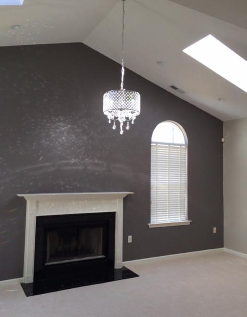 Choosing Mirror Above Fireplace
