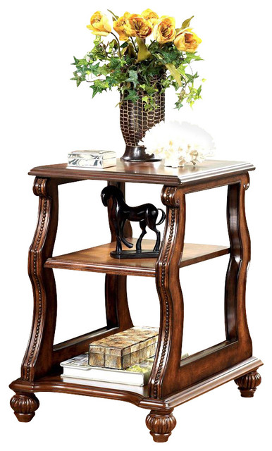 3 Tier Side Table contemporary-side-tables-and-end-tables