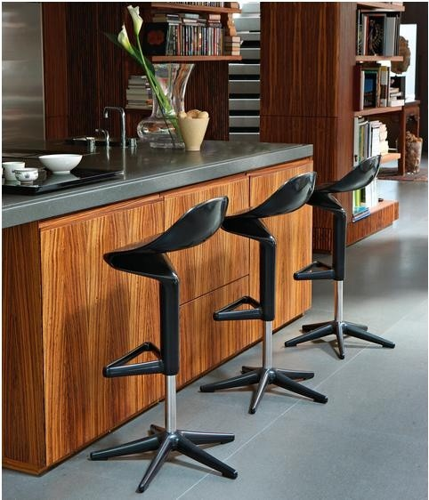 Spoon Chair 2 by Kartell modern-living-room-chairs