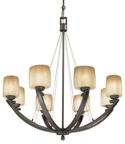 Raiden Chandelier by Minka-Lavery modern-chandeliers