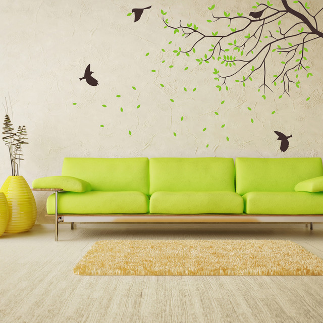 branches wall decals wall stickers bedroom wall decals nursery office ...