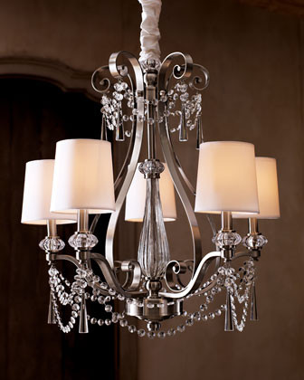 Penelope Chandelier traditional-chandeliers