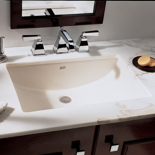 american standard studio 0614000 undermount bathroom sink
