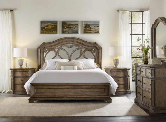 hooker furniture solana bedroom collection contemporary bedroom