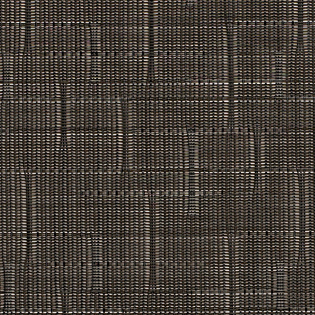 Chilewich Bamboo Floormats - 6' x 9' Chocolate contemporary-rugs