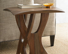 Rectangular Table modern side tables and accent tables