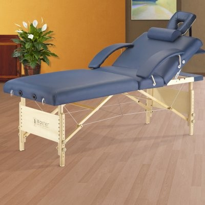 Master Massage Coronado Salon LX Portable Massage Table Package modern-nightstands-and-bedside-tables
