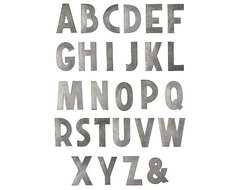 """Looking for Block Letter """"R"""" for Wall Decoration"""