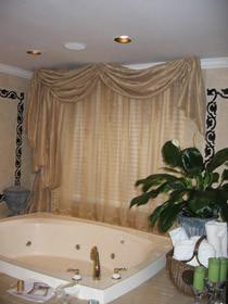Custom Drapes traditional-curtains