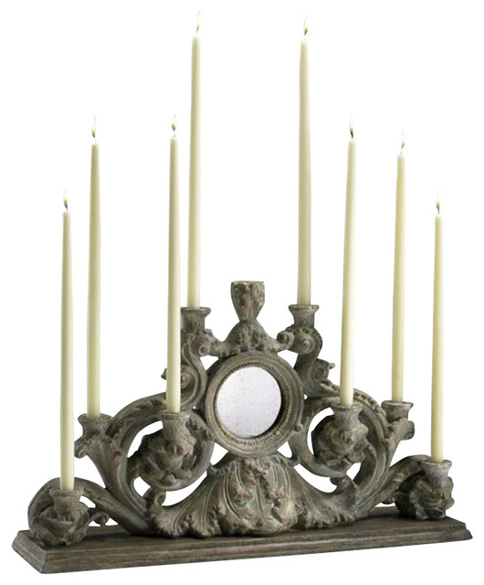European Candleholder traditional-candles-and-candleholders