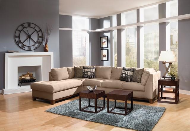 Furniture.com contemporary-living-room